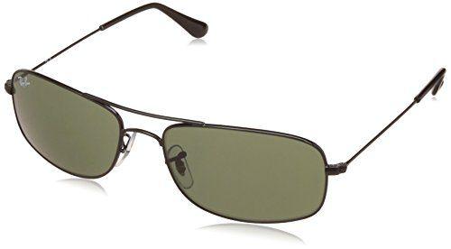 Ray-Ban UV Protected Oversized Men's Sunglasses