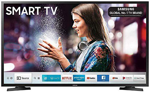 Samsung 123 cm (49 Inches) Full HD LED Smart TV UA49N5300AR Rs.42999