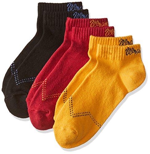 Wrangler Casual High Ankle Length 3 Pair Socks