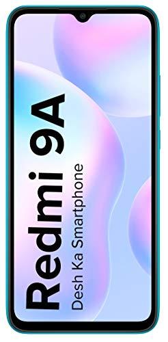 Redmi 9A (2GB RAM, 32GB Storage) | 2GHz Octa-core Helio G25 Processor | 5000 mAh Battery